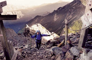 最高峰玉山路線