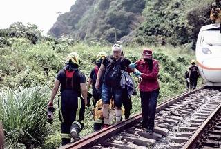 救難人員提供最快速的救援
