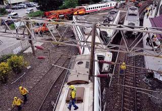 傾斜式列車