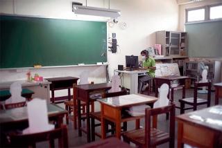 模擬學生同在教室