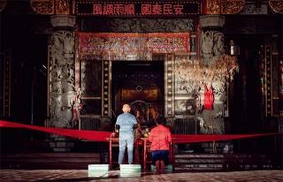 廟宇禁止入內