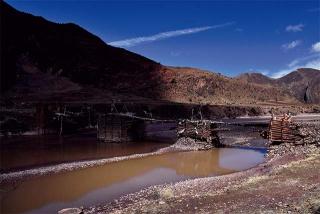 藏式古木橋