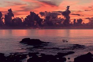 花東海岸日出