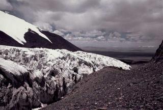 各拉丹冬雪山