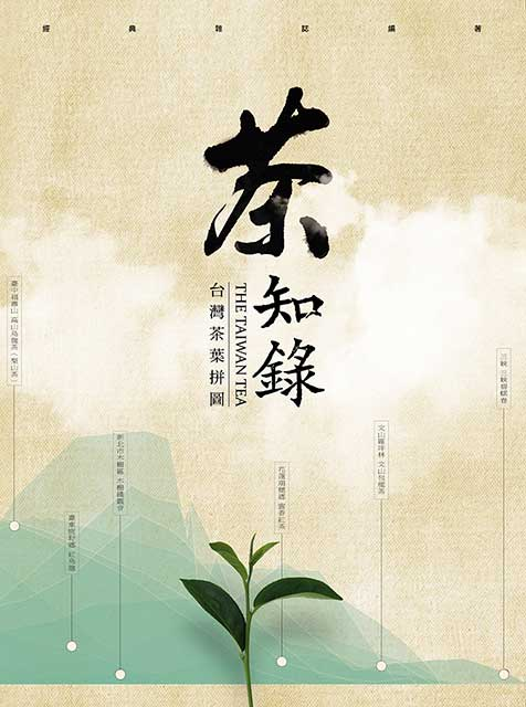 【探索系列】茶知錄:台灣茶葉拼圖