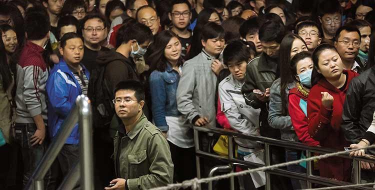 【中國線上】蟻族 渺小卻強韌的城市新住民